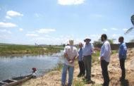 Obra da Codevasf que assegura água em Sergipe avança e já ultrapassa os 80%