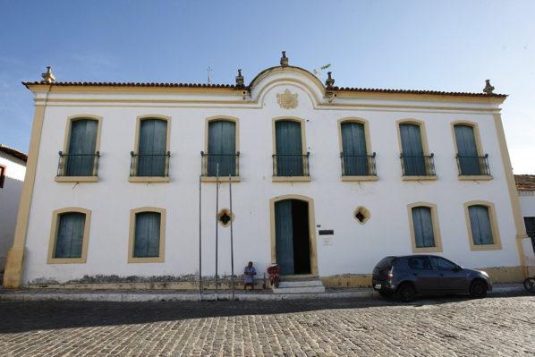 Museu Histórico de Sergipe, localizado em São Cristóvão / Foto: Victor Ribeiro/ASN