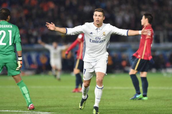 Cristiano Ronaldo marca três e Real conquista quinto Mundo