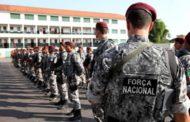 Força Nacional abre seleção para inativos
