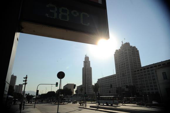 O dia do início da estação é chamado de solstício de verão, que é quando o máximo de radiação solar chega à região -Fernando Frazão/Agência Brasil