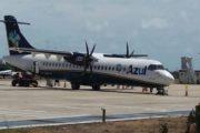 Piloto solicita emergência em pouso no Aeroporto Santa Maria em Aracaju