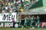 Chapecoense empata com o Palmeiras no 1º jogo após tragédia