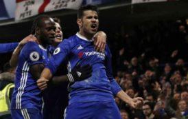 Diego Costa espanta crise e marca em vitória do Chelsea