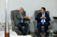 Edvaldo se reúne com o governador de Alagoas e com o prefeito de Maceió