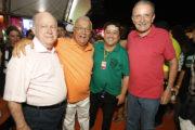 Governador acompanhou a abertura da terceira edição do Fest Verão