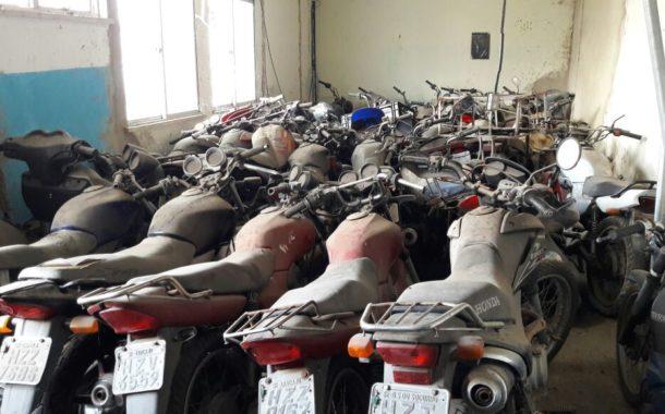 Prefeitura de São Cristóvão esclarece furto de 28 motocicletas