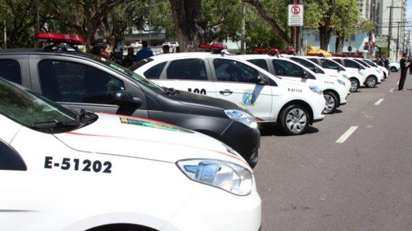 Mais 26 novas viaturas serão entregues às forças de Segurança Pública de Sergipe. (Foto: SSP/SE)