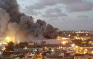 Incêndio atinge supermercado na Zona Sul de Aracaju