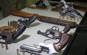 Sergipe tem aumento de 12% em apreensões de armas de fogo