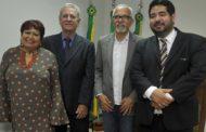 Edvaldo Nogueira empossa Alexandre Figueiredo na Controladoria-Geral do Município