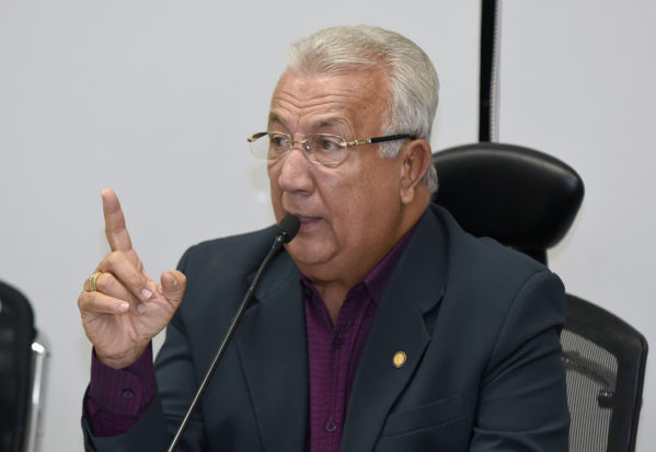 Governador escreve artigo em resposta a José Carlos Machado (Foto: Marcelle Cristinne/ASN)