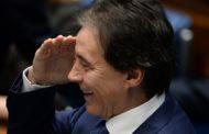 Eunício Oliveira é eleito o novo presidente do Senado Federal