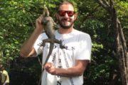Benzema pode ser multado por fazer fotos com espécie ameaçada de extinção