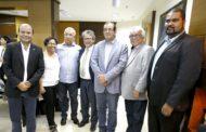 Governador recebe o presidente da Empresa Brasileira de Serviços Hospitalares