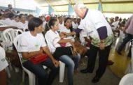 Em Itabaianinha, governador destaca importância do Mão Amiga
