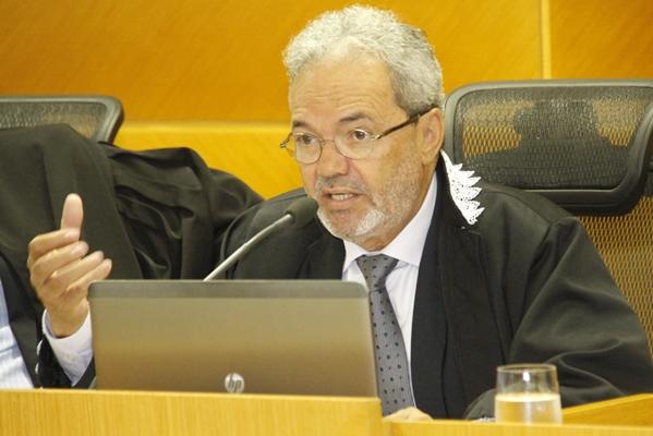 Clóvis Barbosa, presidente do TCE (Foto: Divulgação)