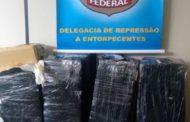 Polícia Federal apreende 86 Kg de maconha no interior de Sergipe