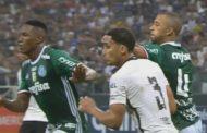 Denunciado por cotovelada em Pablo, Vitor Hugo pode perder o Paulistão