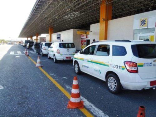 Taxistas da Grande Aracaju organizam manifestação nesta segunda