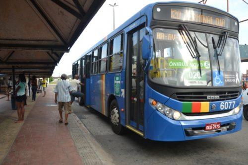 Ônibus voltam a circular em Aracaju a partir das 0h deste sábado