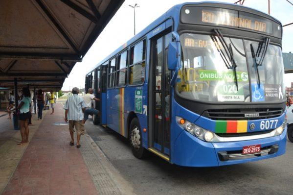 SMTT Aracaju, Polícia Militar e GMA fazem reunião para garantir circulação dos ônibus nessa sexta, 28