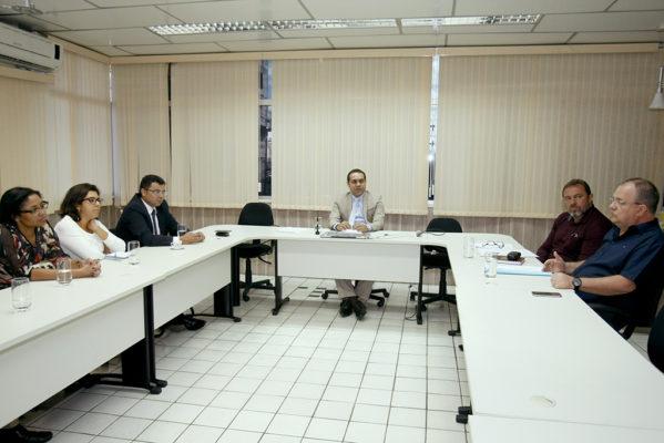 Belivaldo Chagas afirmou que o Governo está aberto ao diálogo com todas as categorias profissionais