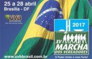"""Clóvis Barbosa faz palestra na Marcha dos Vereadores sobre """"O papel dos Tribunais de Contas no combate à corrupção"""""""