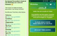 WhatsApp: golpe com times de futebol atrai 2 milhões de torcedores