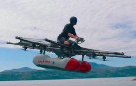 Fundador do Google promete veículos voadores no mercado até o final do ano; assista
