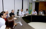 Governador reúne municípios para dar transparência na aplicação de recursos de combate aos efeitos da seca