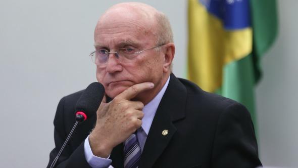 Serraglio demitiu presidente da Funai por não ter acatado lista de contratação indicada por André Moura (Fabio Rodrigues Pozzebom/Agência Brasil)