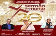 Sermão do Monte acontece nesta sexta-feira, em Aracaju