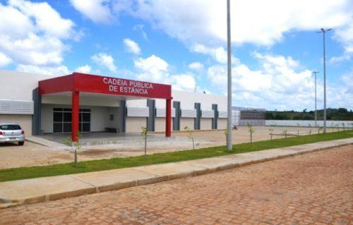 Cadeia Pública de Estância. Foto: Arquivo ASN / Se Notícias