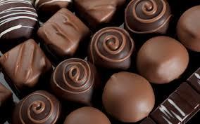 Chocolate é rico em antioxidante (foto: reprodução/Net)