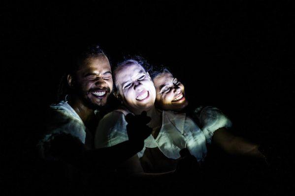 Esta é a primeira vez que o grupo se apresenta no Festival Sergipano de Artes Cênicas