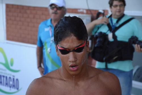 Sergipano conquista medalha no Mundial Escolar de Natação