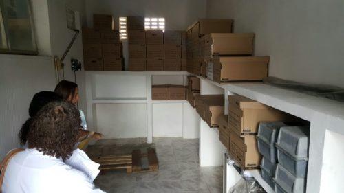 Vigilância Sanitária realiza inspeção no IML