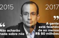 Odebrecht pagou US$ 3,3 bilhões em propina de 2006 a 2014, diz delator