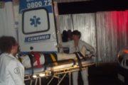 Palco de Luan Santana desaba e deixa feridos em rodeio de Catanduva
