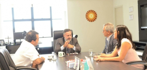 Dr. Rony Almeida agradeceu a visita e afirmou que o MP de Sergipe estará sempre à disposição para orientar os gestores, atuando como um instrumento de cidadania e instituição parceira da administração pública.