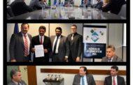 Em Brasília, prefeitos de Boquim e Itaporanga D'Ajuda assinam acordo com INSS