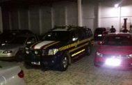Em São Cristóvão, PRF recupera dois veículos com registro de roubo