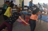 Prefeitura implanta aulas de Yoga em escolas de Nossa Senhora do Socorro