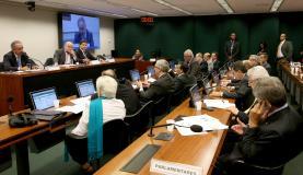 Comissão especial que analisa reforma política aprova primeiro relatório parcial