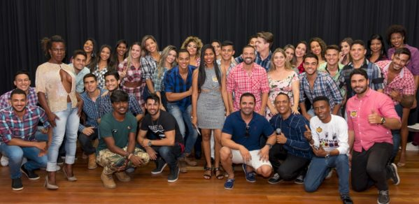 Trinta jovens são classificados para a final do Concurso Garoto e Garota Forró Siri 2017