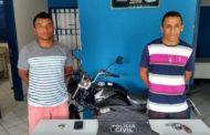 Polícia Civil prende três pessoas em Capela
