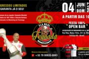 I Feijoada Beneficente Fla Real acontece no dia 4 de Junho