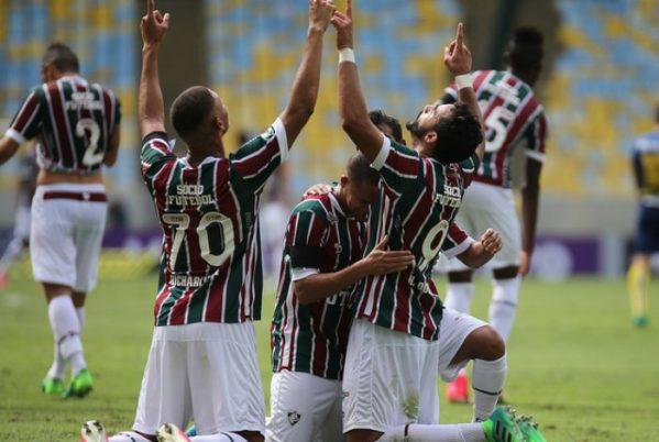 O Fluminense estreou com vitória no Campeonato Brasileiro Lucas Merçon / Fluminense/ Divulgação