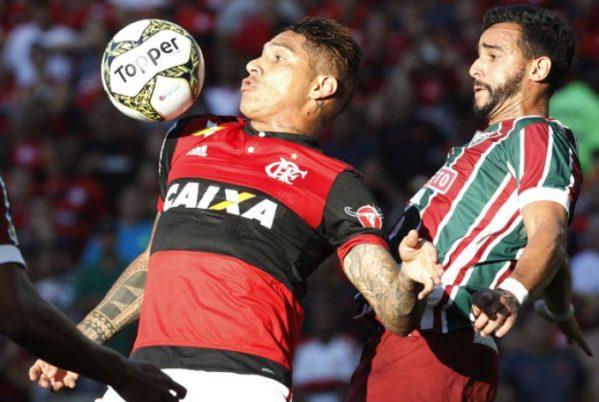 Flamengo voltou a vencer o Fluminense e se sagrou campeão Alexandre Brum / Agência O Dia